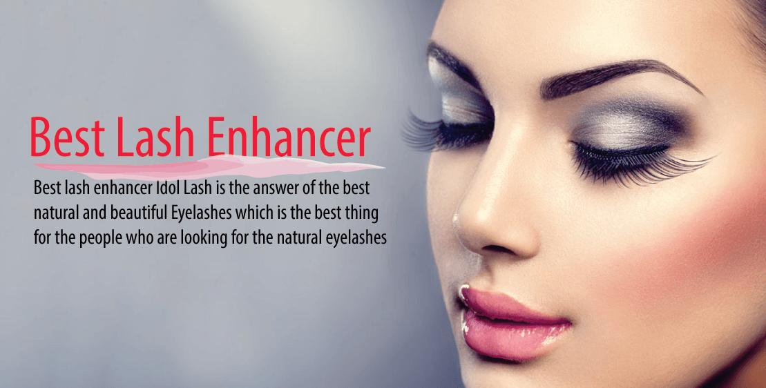 Natural Lash Enhancing Product