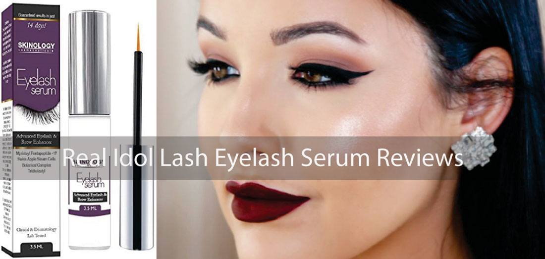 eyelash serum reviews