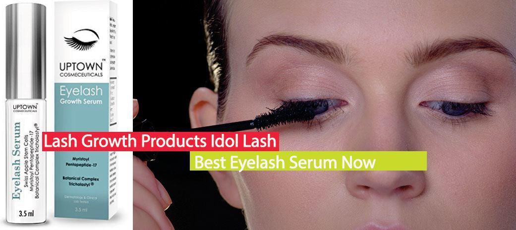Best Eyelash Growth Products Idol Lash Ultimate Solution