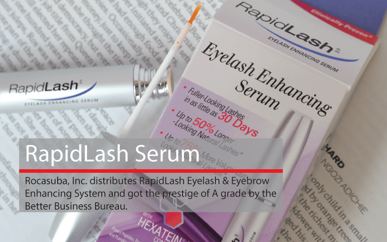 Rapidlash Eyelash Enhancing Serum Review