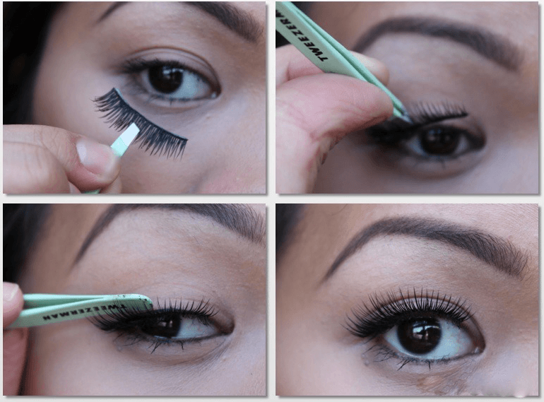 best false eyelashes review