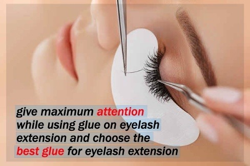best glue for eyelash extensions