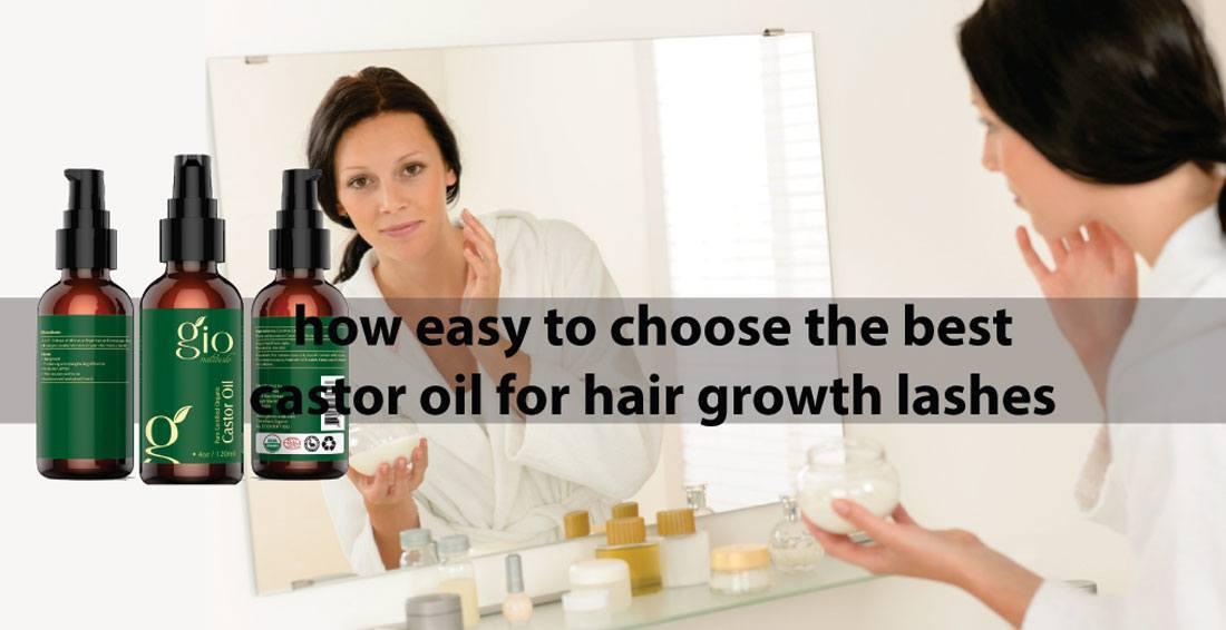 best castor oil for hair growth