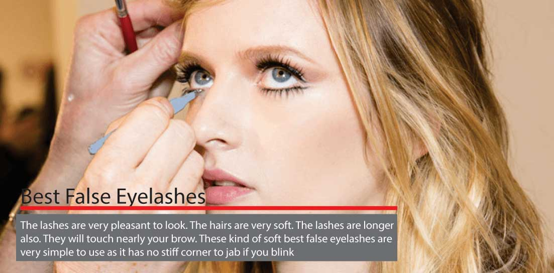 natural best false eyelashes review