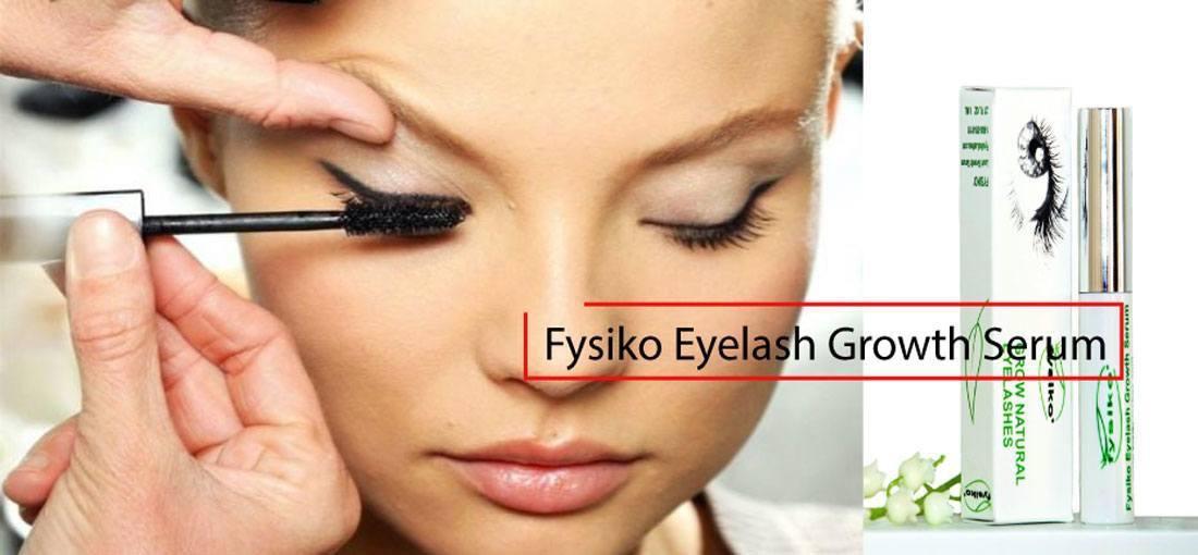 fysiko eyelash growth serum review