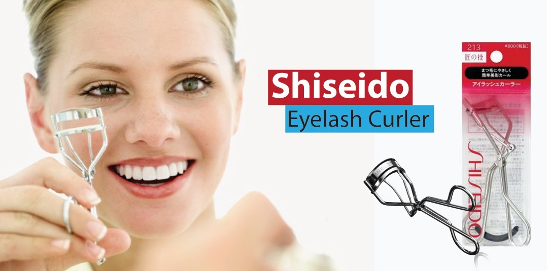 shiseido eyelash curler review