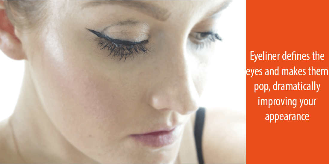 how to keep eyeliner from running