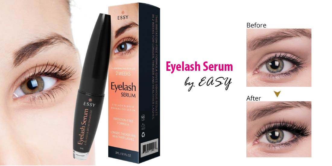 How to Use Eyelash Growth Serum for Lash and Brow Irritation