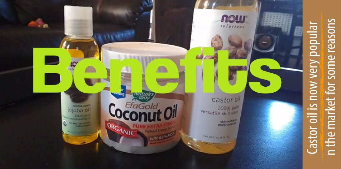 Why You Choose Now Castor Oil