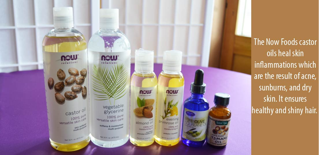 Now Castor Oil Reviews
