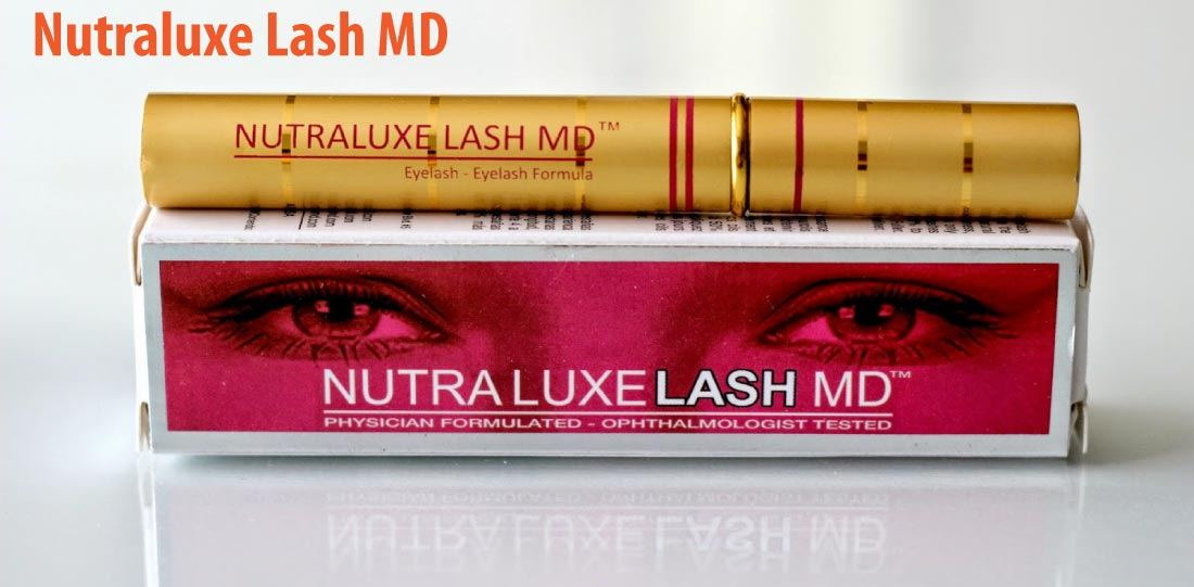Nutraluxe Lash MD Reviews